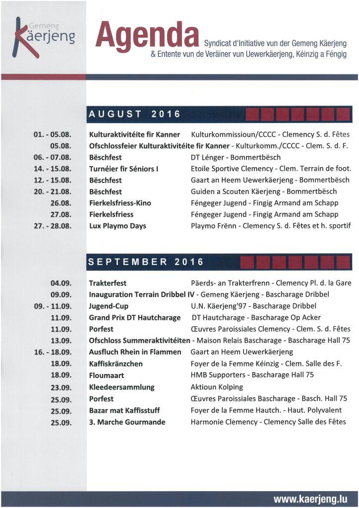 Agenda 08_09